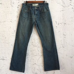 LEVIS 527 LOW BOOT CUT JEANS 30 X 30